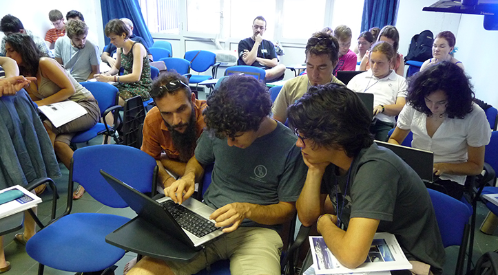 Summer school, Catania 2012