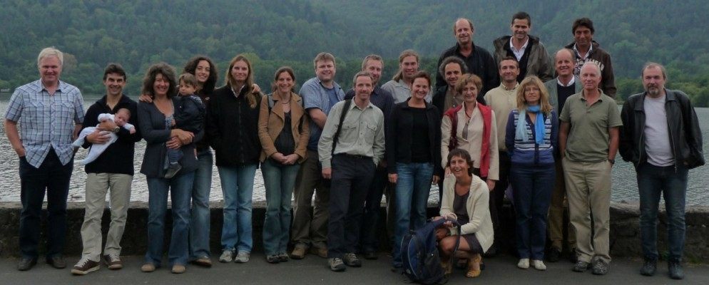 ESF exporatory workshop, Clermont-Ferrand, 2009