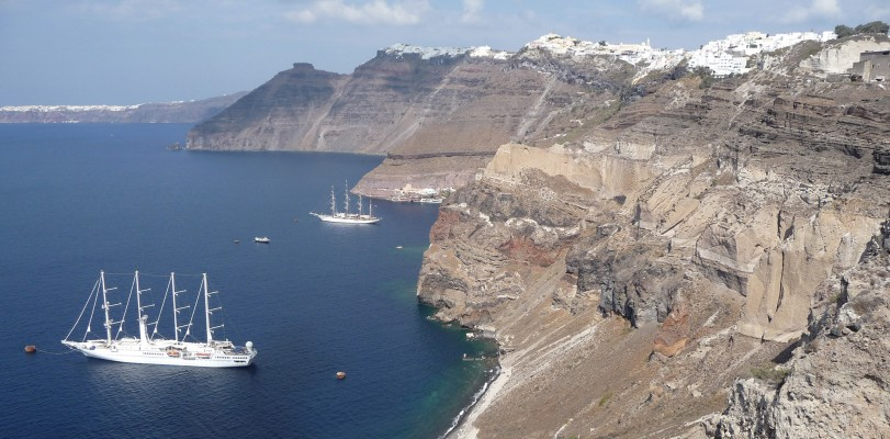Summer school, Santorini 2015